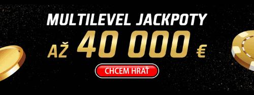 eTIPOS multilevel jackpoty promoakcia dňa