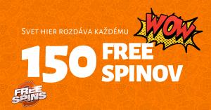 IBA DNES: Svet hier rozdáva každému hráčovi 50 + 100 free spinov