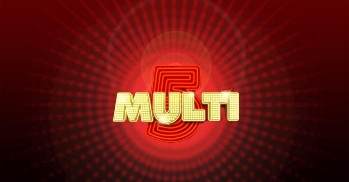 Multi 5 - online výherný automat