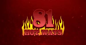 81 Hot Ways - online automat od Tech4bet