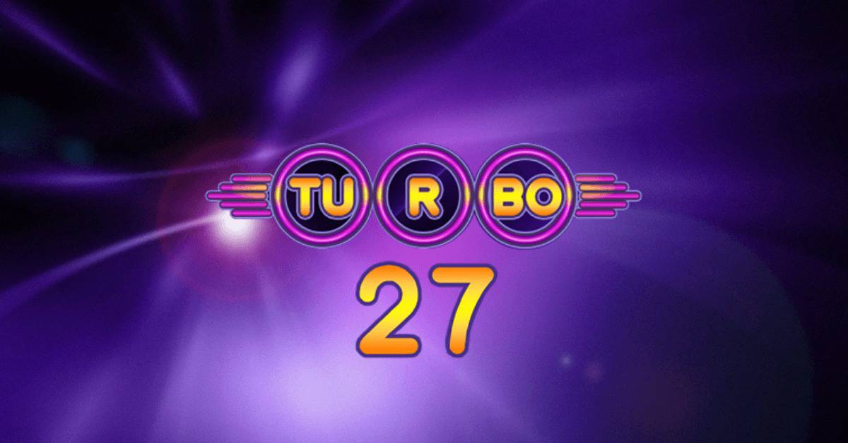 Turbo 27 - online automat od KAJOT Games