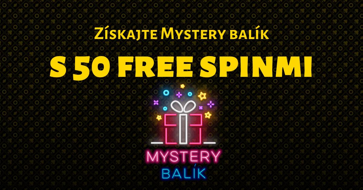 Fortuna Casino rozdáva Mystery balíčky