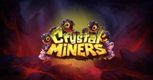 Automat Crystal Miners od Apollo Games